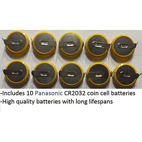 X10 nes snes n64 sega genesis panasonic guardar baterías cr