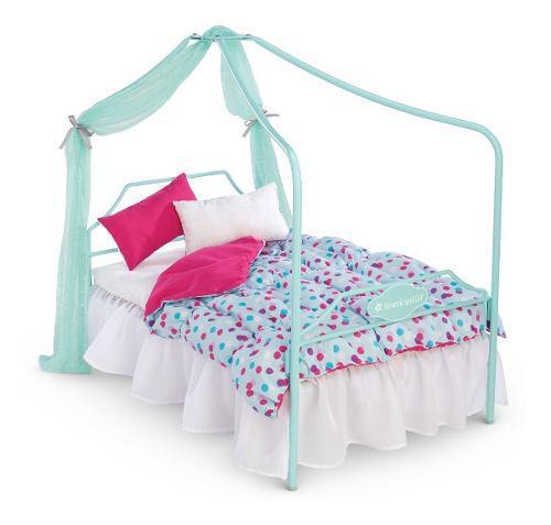 American Girl Cama Accesorio Original Mattel Canopy Oferta
