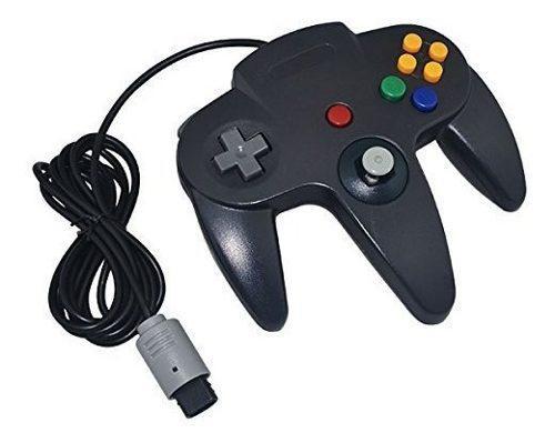 Controlador de juegos con cable genérico para nintendo n64