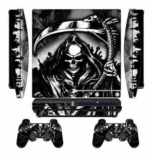 Diseñador Skin Para Sony Playstation Ps3 Slim