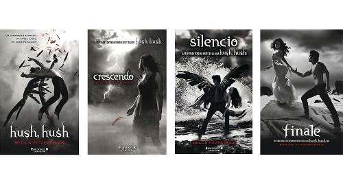 Hush Hush Saga Completa (4 Libros)
