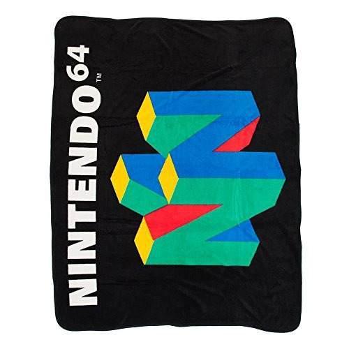Nintendo n64 logo manta