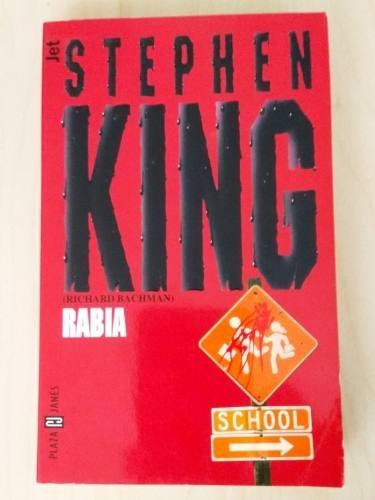 Rabia. Stephen King