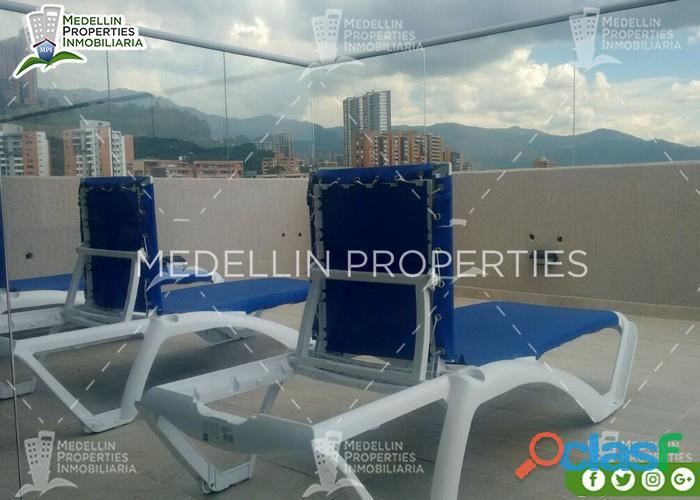 Arrendamiento Amoblados por meses Medellín Cód.: 4913 7