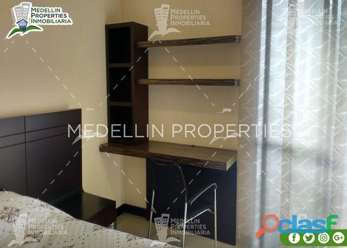 Arrendamiento Amoblados por meses Medellín Cód.: 4916 3