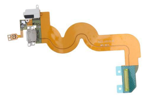 Ipod touch 5ª blanco carga cargador del puerto de audio