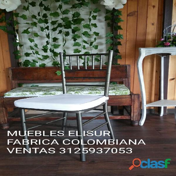 SILLAS LINDAS: MUEBLES ELISUR VENTAS 31259 7