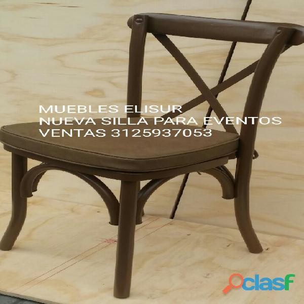 SILLAS LINDAS: MUEBLES ELISUR VENTAS 31259 2
