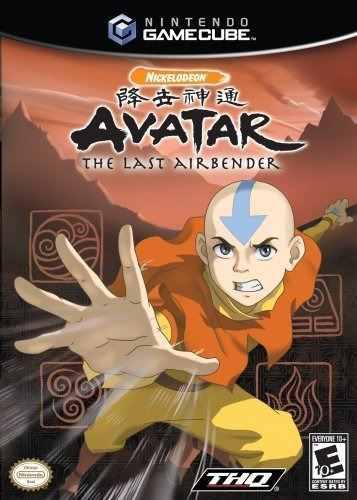 Avatar gamecube