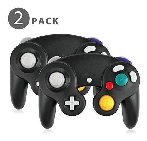 Controlador tnc gamecube nintendo gc y wii compatible con