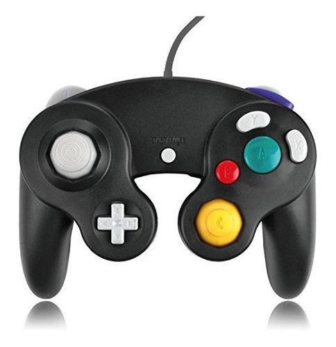 Controlador tnp gamecube nintendo gc y wii compatible con