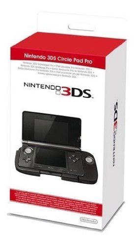 Nintendo circle pad pro para nintendo 3ds original garantia