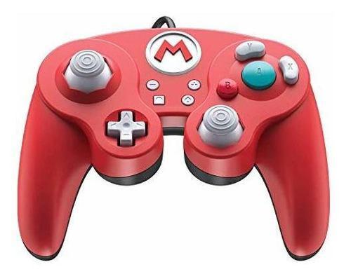 Nintendo switch super mario bros mario gamecube con cable fi
