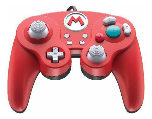 Nintendo switch super mario bros mario gamecube style w...
