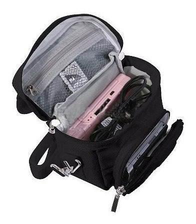 Orzly bolsa de viaje para nintendo ds consolas 2ds xl / 3ds
