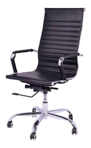 Sillas negras, silla gerencial, silla gerente, silla alta.