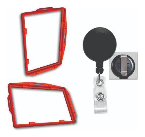 Yoyo + porta carnet x 10 unidades portacarnet gafete