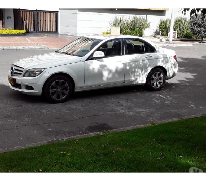 Mercedes benz c200 kompressor - modelo 2008, 1.800cc at