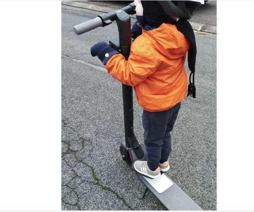 Manillar niño scooter xiaomi m365 / pro - ninebot es2