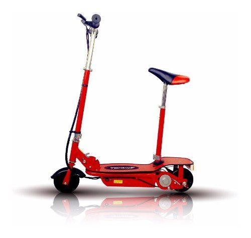 Patineta electrica scooter niños silla freno razor bateria