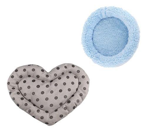 2 piezas almohadilla de adecuado hámster accesorios de