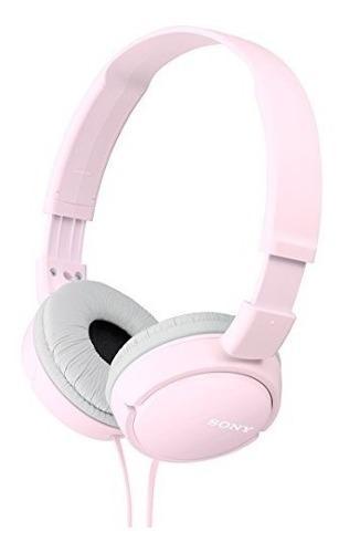 Audífonos Sony Dynamic Foldable Mdr-zx110-p (pink)