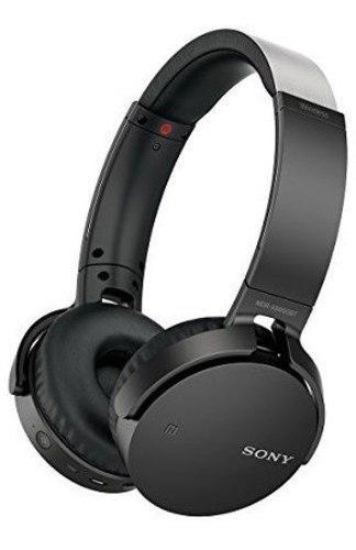 Auriculares Bluetooth Con Extra Bajo Mdrxb650btb De Sony Sob