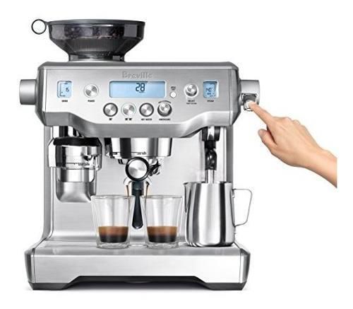 Breville bes980xl cafetera capuchinera maquina cafe express