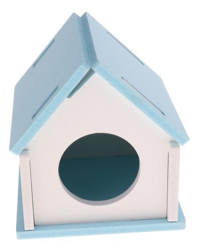 Casa de sueño de hámster de animal doméstico accesorios