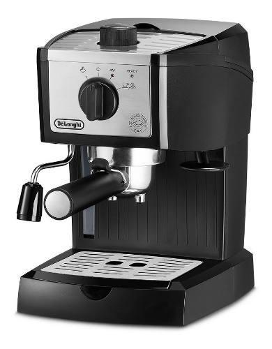 Delonghi ec155 15 bar pump cafetera espresso capuchinera