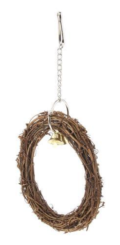 Hamaca masticar para pájaros columpio accesorios de