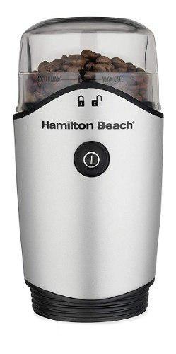 Hamilton beach 80350r molinillo molino de cafe automatico