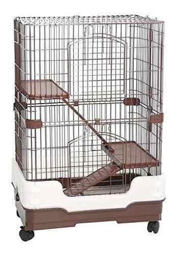 Homey pet jaula para hurones de rata de hámster chinchilla
