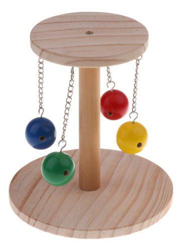 Juguete de bola hámster accesorios de animales pequeño