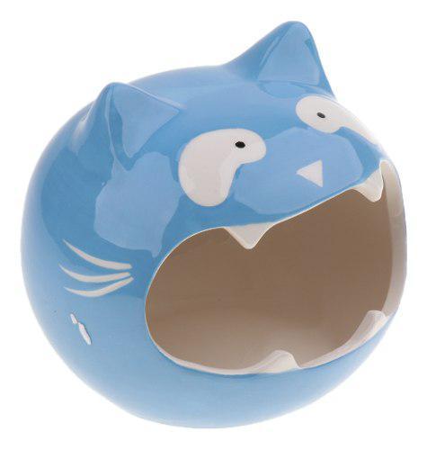 Nido de cerámica de hámster mascota accesorios de animales