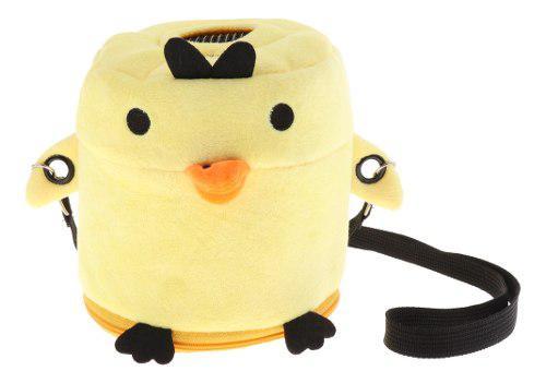 Portador de animales pequeños accesorios de bolsillo fácil
