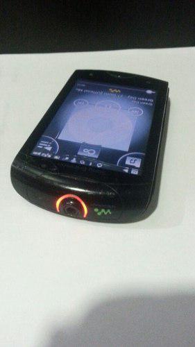 Sony Ericsson W19a Live Walkman Clásico Detalle Leer