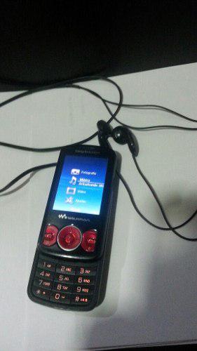 Sony Ericsson Walkman W100i Operador Claro