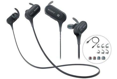 Sony mrdxb50bs audifono bluetooth nuevo! resistente al agua