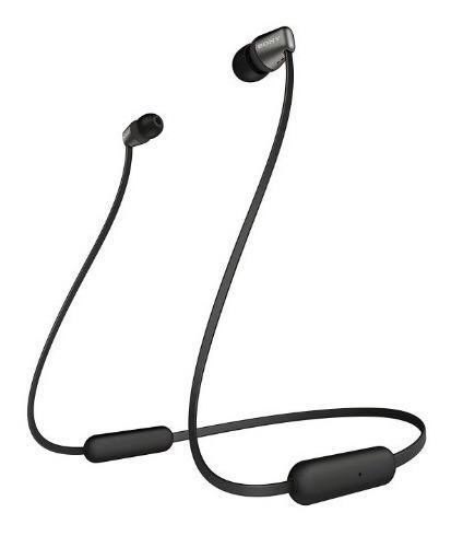Sony Wi-c310 Black Audifonos Inalámbricos