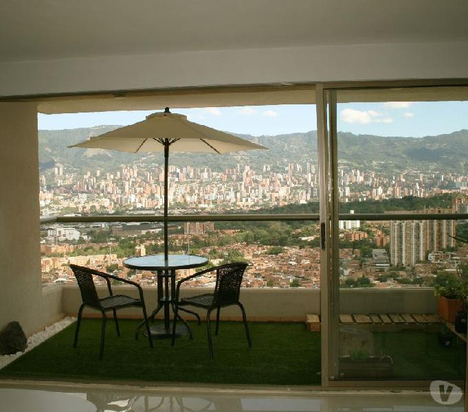 vencambio apartamento, vista panoramica, Loma de los Bernal