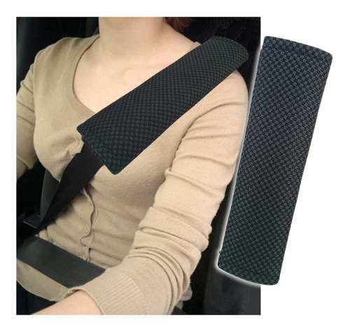 1 Protector Almohadilla Para Cinturon De Seguridad Carro