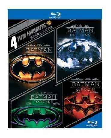 4 peliculas favoritas batman coleccion batman batman regresa