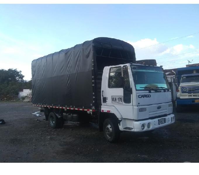 Cel 3006666826 ford cargo modelo 2007 reparado