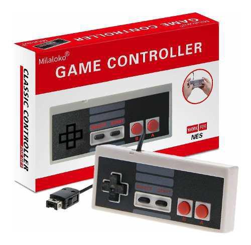 Controlador de juegos para nes nintendo classic edition...