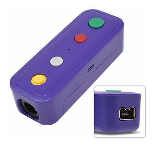 El adaptador inalambrico sokolp para la consola de nintendo