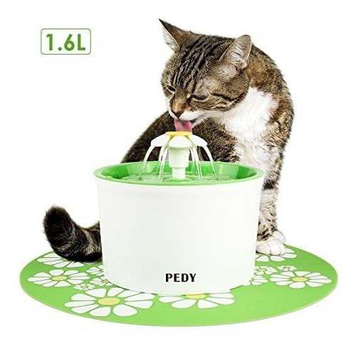Fuente de agua pedy cat fuente de agua para ga