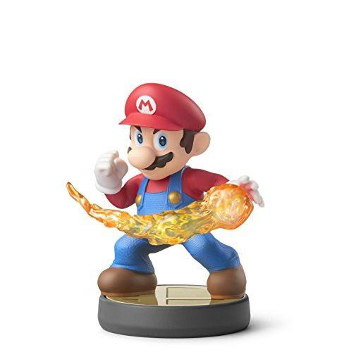 Mario amiibo super smash bros series