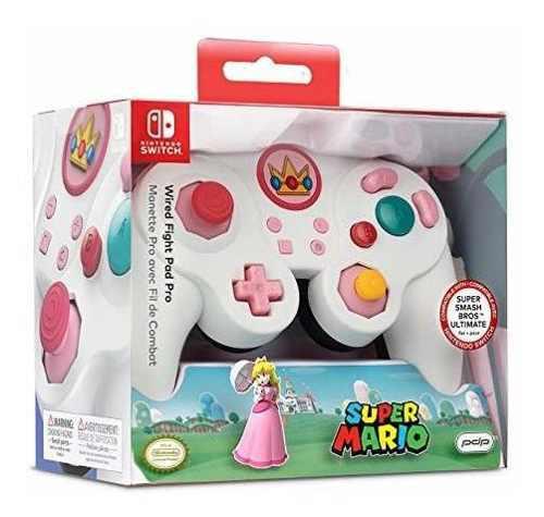 Nintendo switch super mario bros princess melocoton estilo g