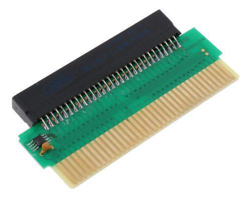 Para famicom a nintendo nes consola 60-72 convertidor de